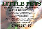 Little Pets home dog boarding